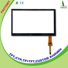 2015 Hottest arrival 7 inch big and universal resistive Touch Screen Panel