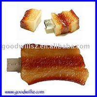 Custom Gift Bacon USB Flash Drive 2.0