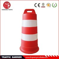 traffic plastic barriers