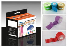 Chinese Hot Sellling Cotton Sports Bulk Athletic Tape with CE&FDA Certificates