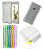 transparent phone back cover shockproof t cover case for iphone 6s /6s plus