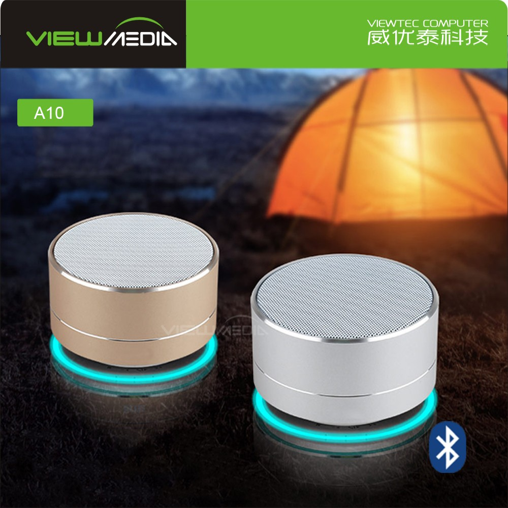 New product 2016 OEM wireless music mini Bluetooth speaker from alibaba gold member