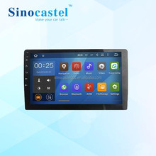 10.1 inch Double DIN Android Car Stereo for universal with radio