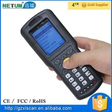 NT-9800 Handheld Computer Style and Stock Products Barcode Scanner With Display