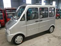 Zhufeng Electric Mini cargo van passenger van for sale