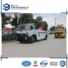 Dongfeng 4X2 Under Lift Wrecker Truck 20 Ton