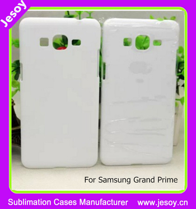 JESOY Plastic Blank Cover Case For Samsung Galaxy S3 S4 S5 S6 3D Sublimation Cases