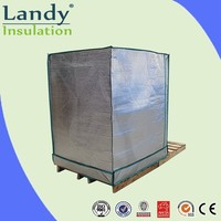 high quality Aluminium foil woven cloth pallet refrigerator covers