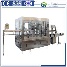 CE approved weighing filling sealing machine bottled water manufacturing equipment
