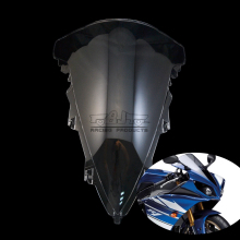 BJ-WS-R1-09 Custom Unbreakable Windscreen Windshield for Motorcycle Yamaha R1