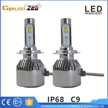 New Model Car Accessories 36w 3600 Lumen High Power LED Headlight Bulb H7 LED Motorcycle Headlight