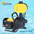 Domestic jet pumps with a considerable pressure capacity