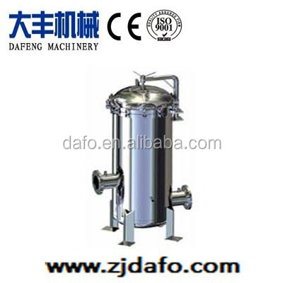 stainless steel chemical filter