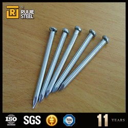 good quality coil nail, fastenal catalog bolts and nuts black steel nail, concrete nail high hardness