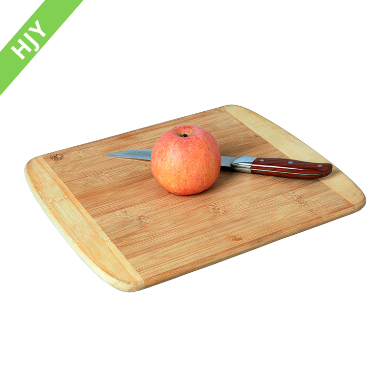 China original production kitchen bamboo cutting board with knife
