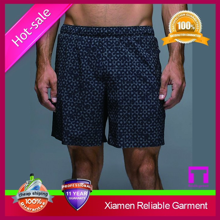 OEM custom print no problem shorts from alibaba china supplier