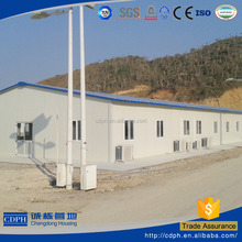 Nice appearance prefabricated building temporary two storey office
