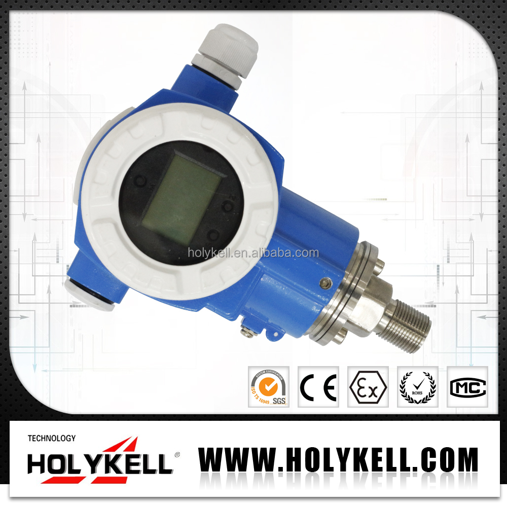 Smart Differential Pressure Transmitter price with Hart Protocol HK71