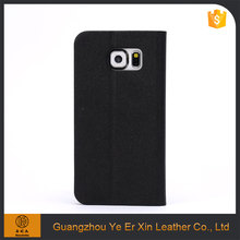Wholesale best quality free sample low MOQ sublimation leather mobile phone case for samsung galaxy s6 s7