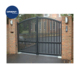 Security aluminium gates main gate designs latest main gate designs swing gates with electric motor