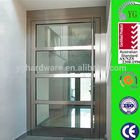 Glass Stainless steel gate, stainless steel door