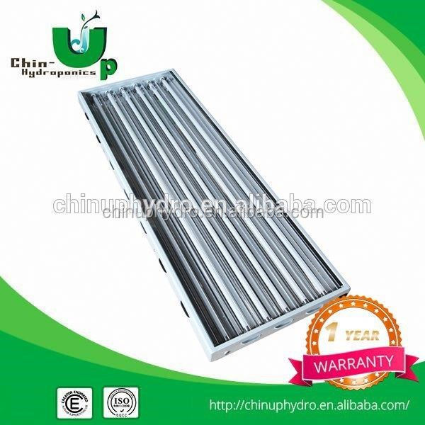 t5 hydroponics grow light 4 tubes/t5 fluorescent tube lamp long life span/fluorescent lighting hydroponics sytem