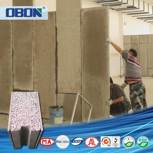 Obon Mobile Home Interior Wall Paneling Precast Cement