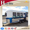 Hot sale cheap horse trailer,horse floats for sale,Best chinese imported horse floats