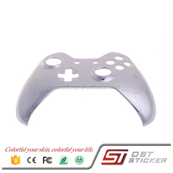 silver chrome housing case replacement for xbox one controller front shells