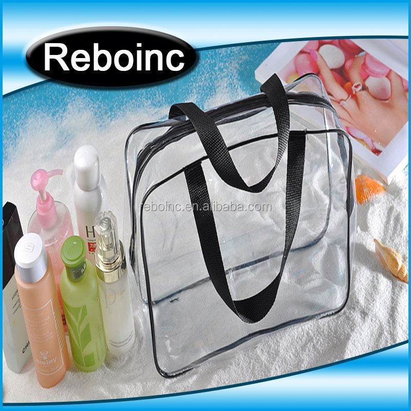 Hot sale travel set PVC waterproof toiletry organizer pouch