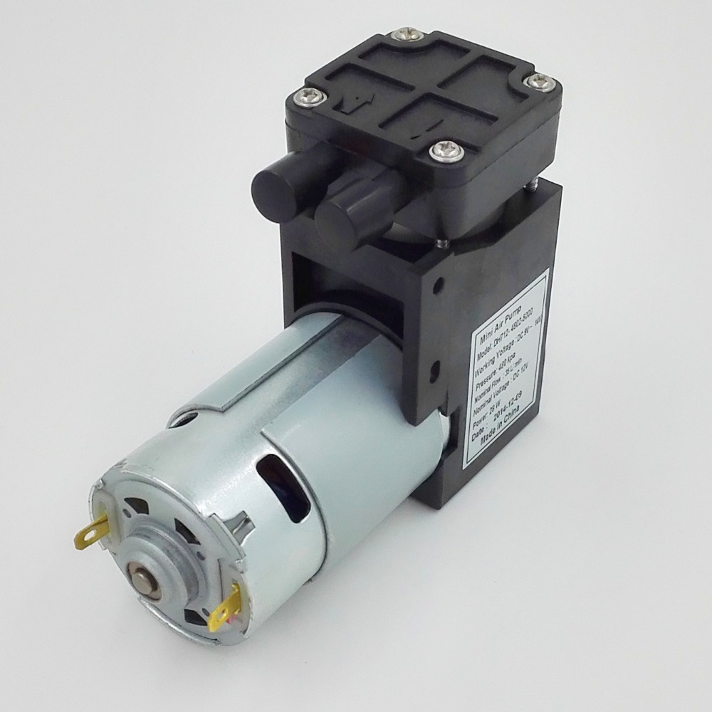 6V 9V 12V 24V high pressure vacuum air piston pump with good offer
