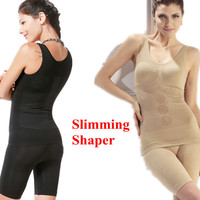 2015 Beauty Body Shapwear Body Shaping Undergarment Slimming Suit