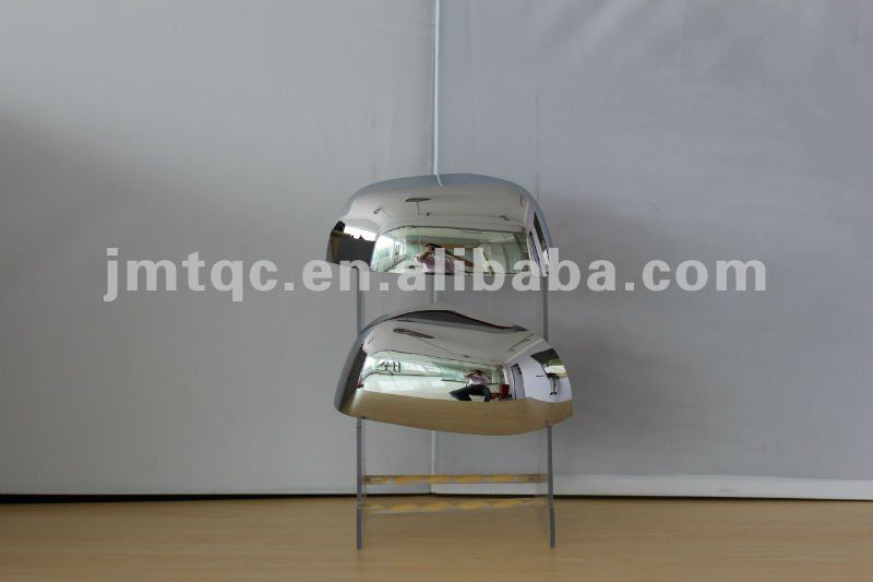 Chrome Mirror Cover for Nissan Sunny 2011