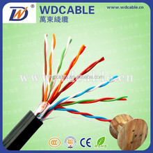 China factory supply Outdoor Multi pair telephone cable 2 pair,30 pair ,50 pair communication cable