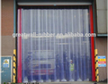 Welding PVC Strip Curtain With Anti UV-Rays Ability For Better Work Environment