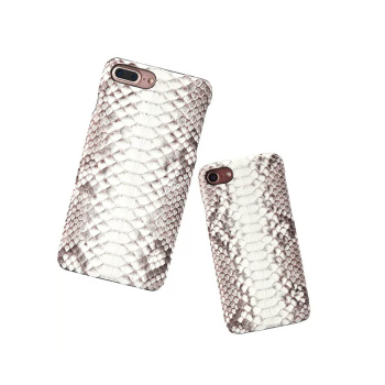 Python Phone Case Real Snake Skin Luxury Accessories