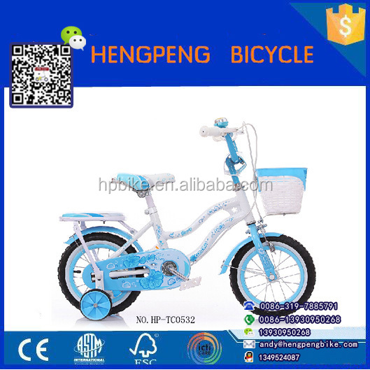 2015 Competitive Price Freestyle kids sports bike/ tandem bike for children/ children exercise bike