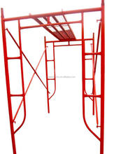 q235 steel H frame type patent scaffold