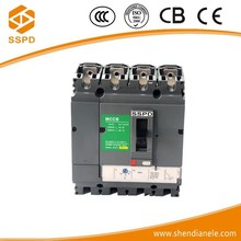 reliable products CVS 4 poles 100A circuit breaker with earth leakage electrical disconnect switch