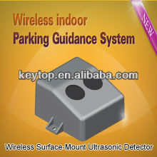 Wireless Surface-Mount Ultrasonic Detector