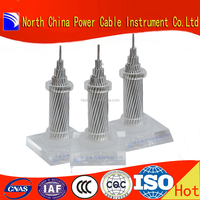High quality ACSR AAC AAAC overhead bare conductor