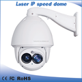 30 X Optical zoom Outdoor laser high speed dome camera wiper