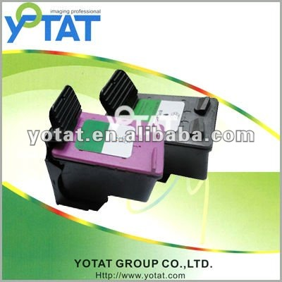 Remanufactured for HP 121 / HP 121XL ink cartridge