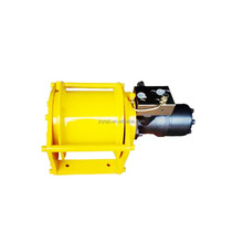 High Quality Compact 10 KN 1Ton Lifting Hydraulic Marine mooring crane truck dilling WINCH