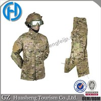 Army combat military camouflage camo uniform multicam