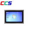 "Widesreen 12"" 12.1 inch J1900/i3/i5/i7 Win7/10 industrial touch screen computer all in one panel tablet pc"