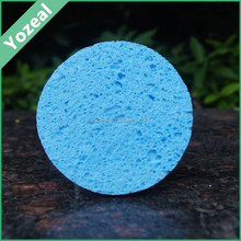 Cheap face cleaning sponge for promotion