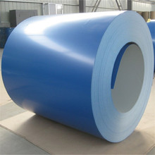 Prepainted GI steel coil / PPGI / color coated galvanized steel sheet in coils