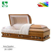 Hot sale American style exported luxury oak casket handle