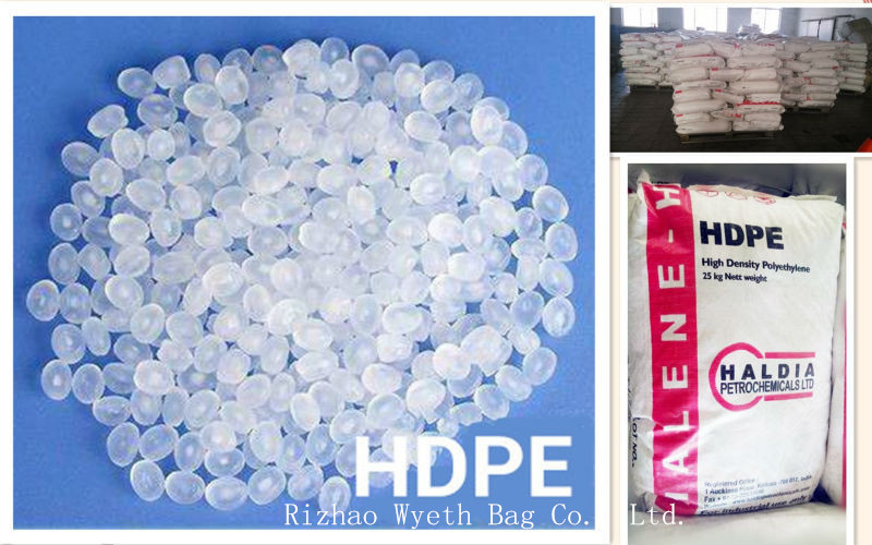 hdpe net mesh bag for firewood customized